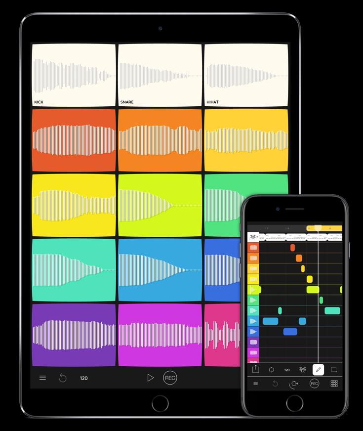 Samplebot: Record sounds  Make music